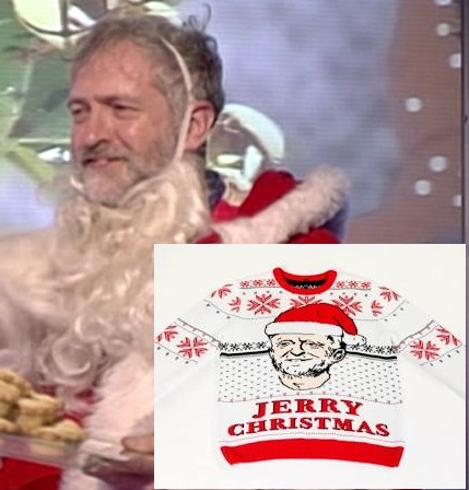 A big comradely merry/Jerry Christmas to you all.  Have a restful and enjoyabletime.