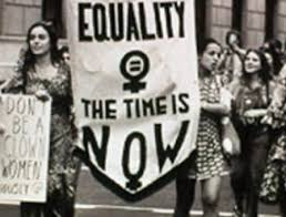 International women's day and the 1918 Act are important to mark but so much further to go