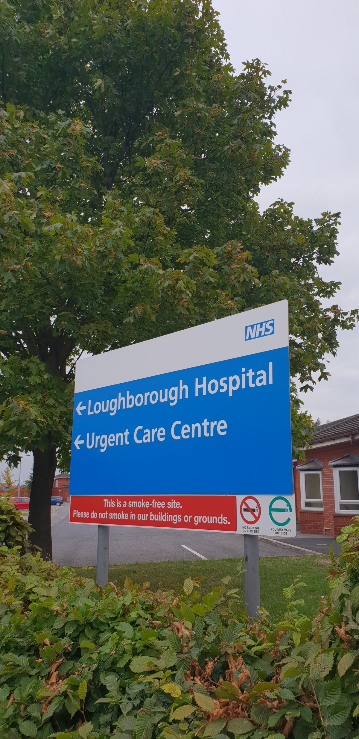 Let's build pressure to use our Loughborough Hospital to its full potential, sign my petition!